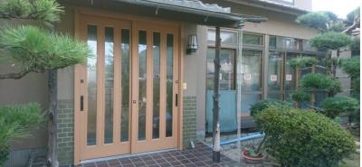 施工事例:玄関引戸、窓改修工事