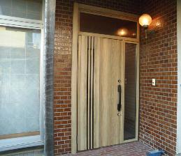 シーエス建材トーヨー住器の通風タイプドアが人気です。の施工事例写真