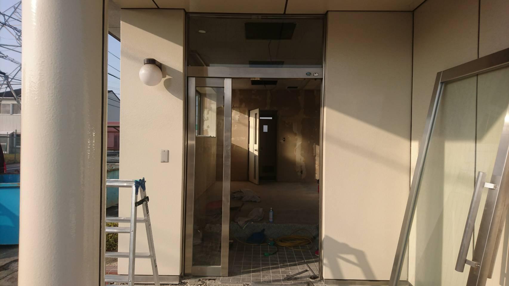 シーエス建材トーヨー住器のリシェント3 低予算からでもご対応できます。の施工前の写真1