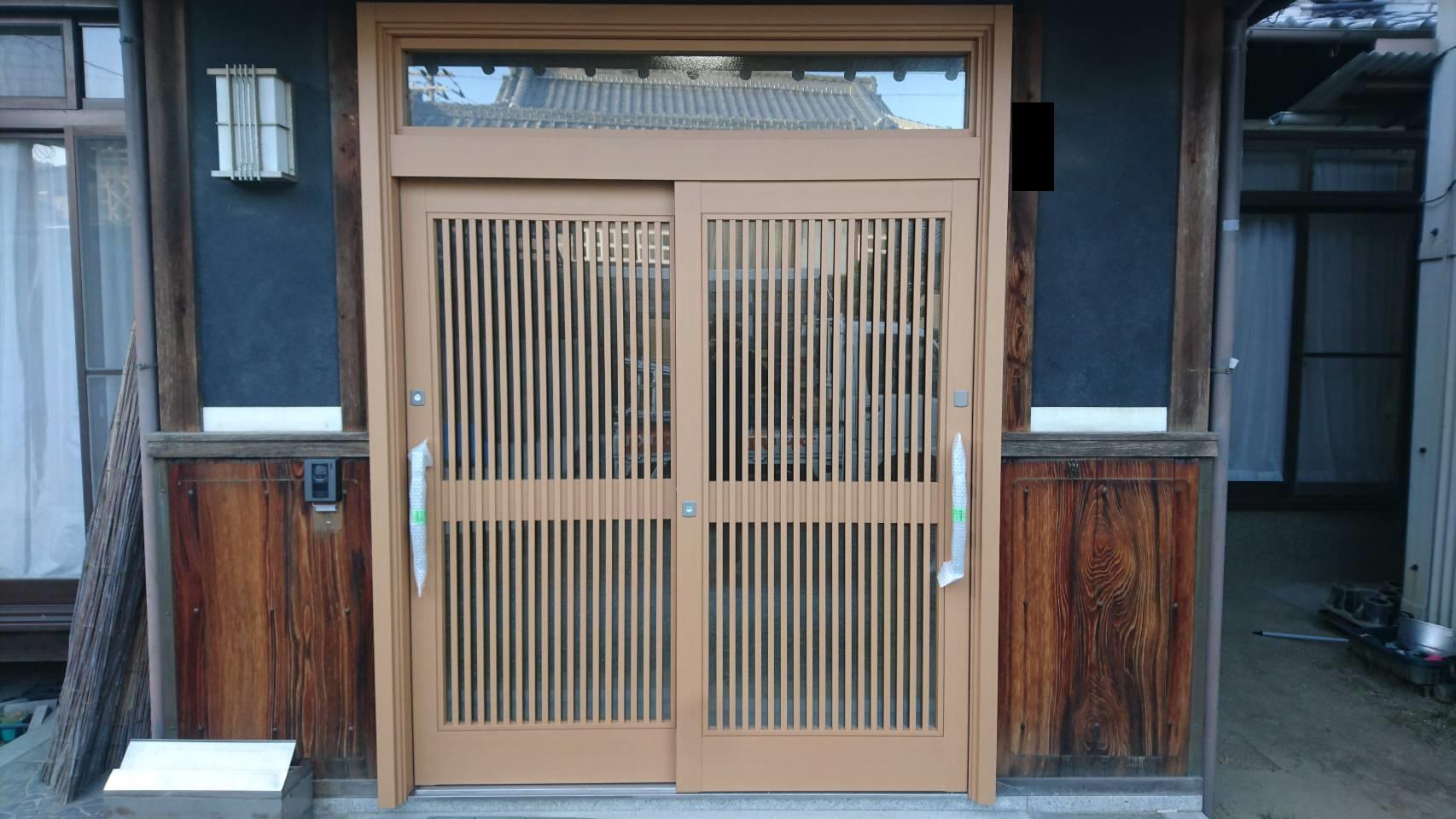 玄関はどうして交換需要が多いのか? シーエス建材トーヨー住器の現場ブログ メイン写真