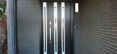 施工事例:玄関ドア 取替え工事 リフォーム