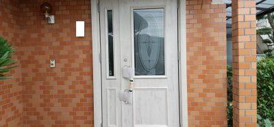 施工事例:玄関 リフォーム工事
